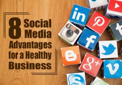 Social Media Advantages for a Healthy Business