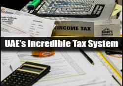 UAE Tax System