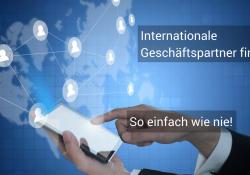 KOMPASS Internationale Geschäftspartner finden