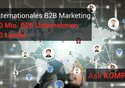 Internationales B2B Marketing