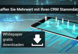 CRM Stammdaten anreichern