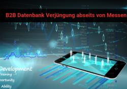 B2B Datendienstleister