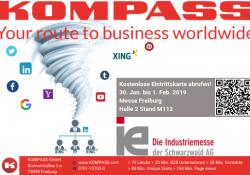 i+e 2019 Industriemesse
