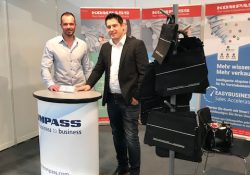 i+e 2019 Industriemesse-Kompass Team