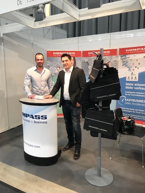 i+e 2019 Industriemesse-Kompass Team