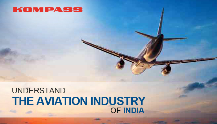 project report on aviation industry of india