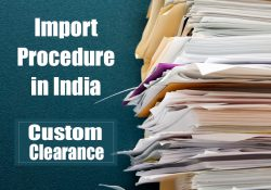 Import Procedure in India
