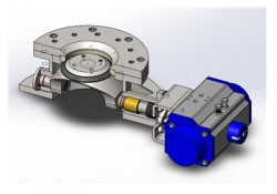 Severe Service Valve, Ball Valve, Segment Valve, Segment ball valve, Globe control valve, power plant, pulp and pape, Daehan CVD Co.,Ltd.