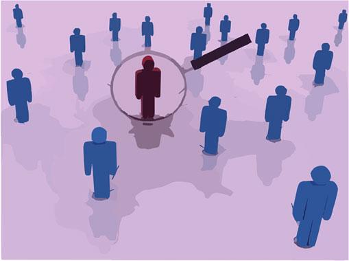 Comment trouver les coordonnées d'un décideur