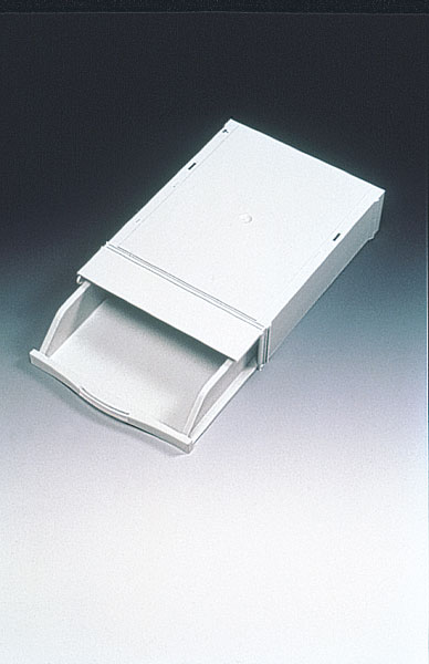 BOÎTIER BUROBOX 1 TIROIR CLAPET