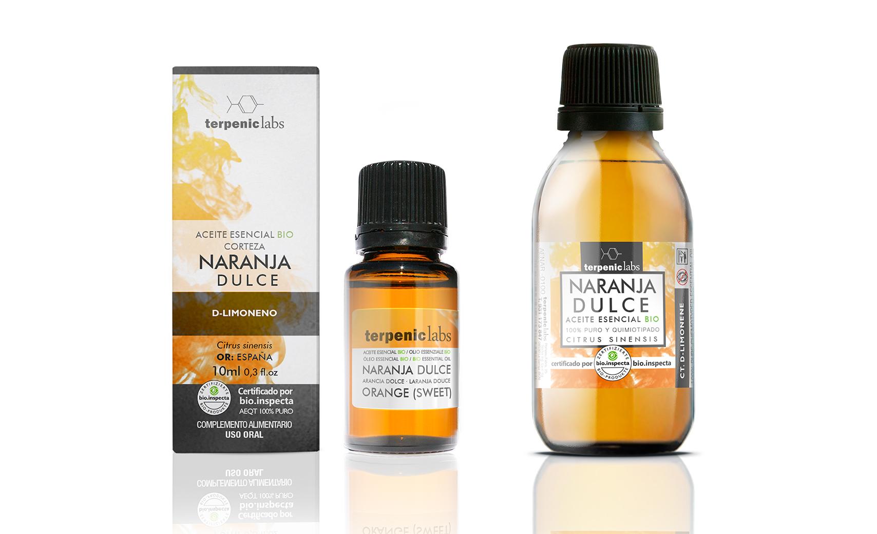 Naranja Dulce - Terpenic Labs