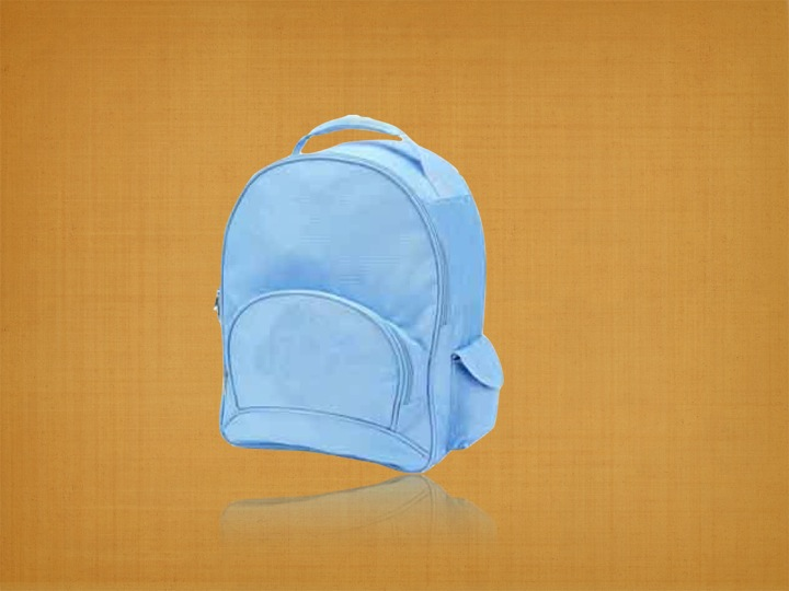 Recycled Organic Cotton Eco-friendly Backpack