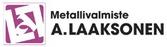 Metallivalmiste A. Laaksonen Oy