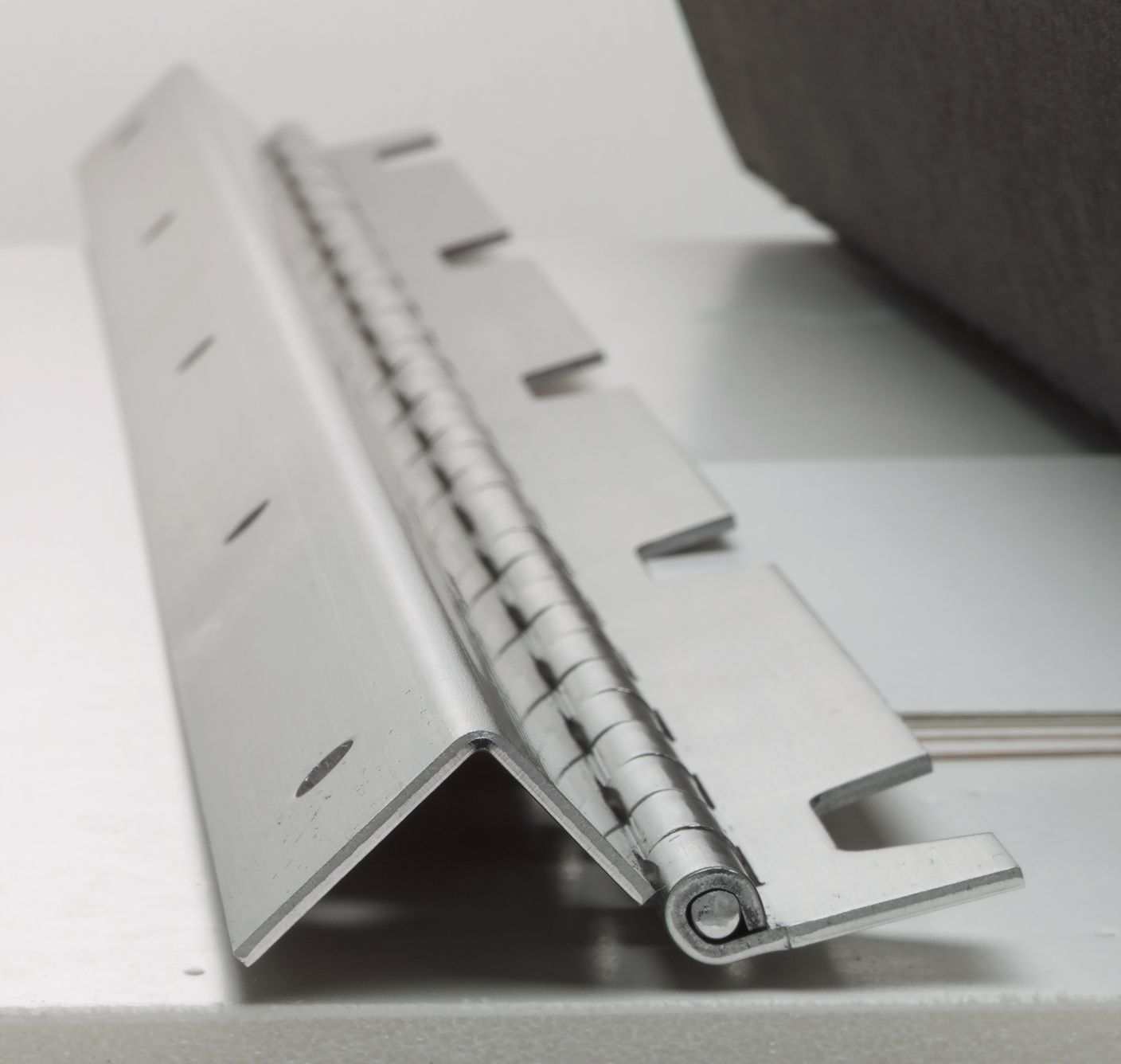 Additional Continuous Piano Hinge Design Information