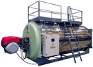 Caldera de Agua Sobrecalentada - modelo RLAS