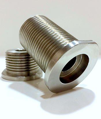 Fabricación de piezas metálicas para la industria
