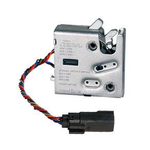 Cierre Electrónico Inoxidable con Conector IP54
