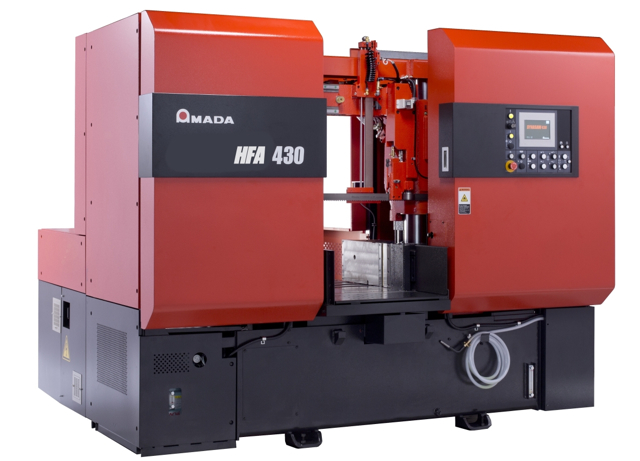 Amada HFA430CNC bandsaw machine