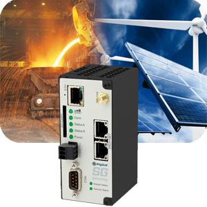 Pasarelas SG (Smart Grid) Resolviendo retos de comunicación en redes Eléctricas Inteligentes...