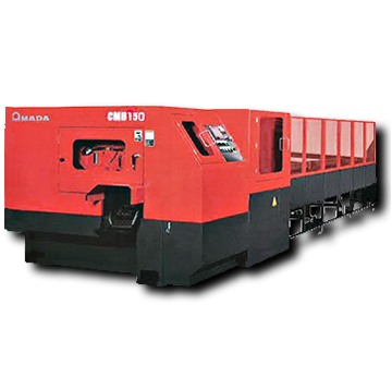 Amada CMB150 high speed carbide circular saw