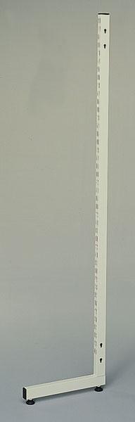 MONTANT SIMPLE-FACE POUR RAYONNAGE 120 CM PRESAM®