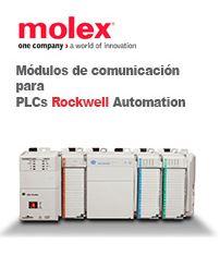 Módulos de comunicación para ControlLogix, CompactLogix y SLC500