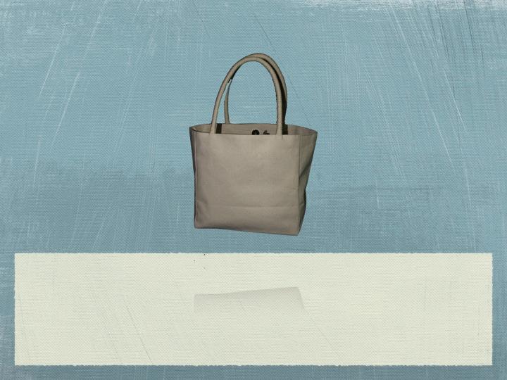 Recycled Canvas Handbag