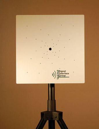 Vollwertige akustische Kamera für weniger als CHF 10'000