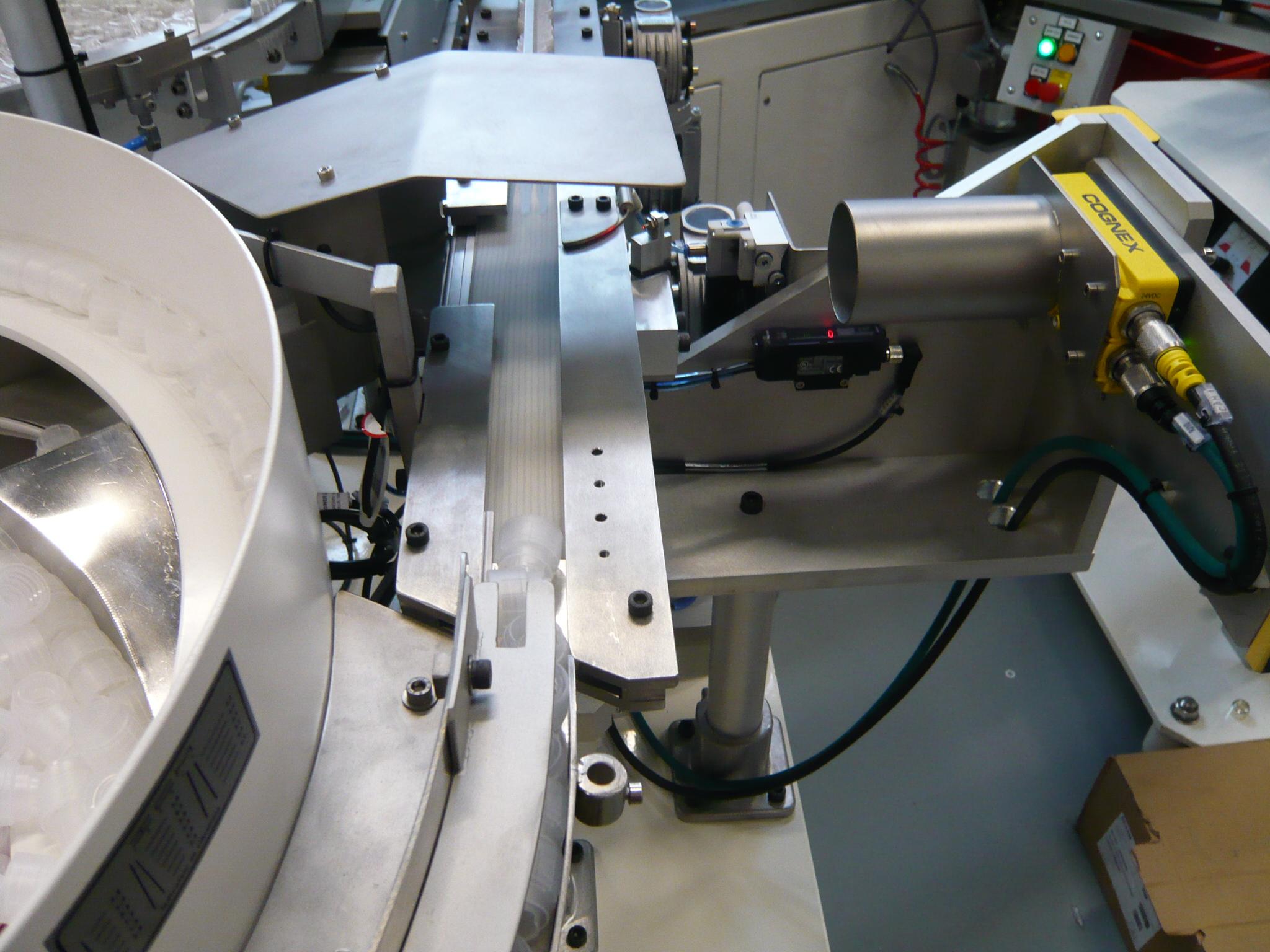 Vision industrielle pour machines d'assemblage et de contrôle