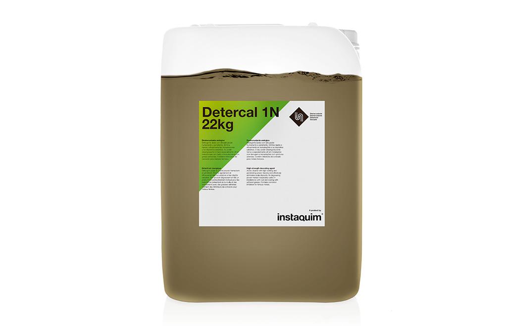 Detercal 1N, desincrustante enérgico.