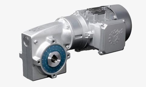 Schneckengetriebemotoren - UNIVERSAL SMI