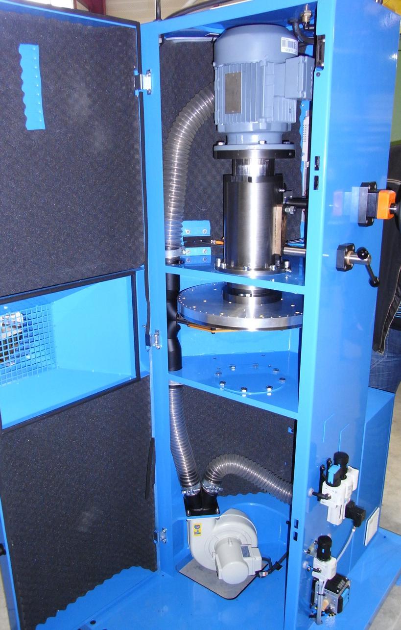 Machines d'usinage et d'enlèvement de matière