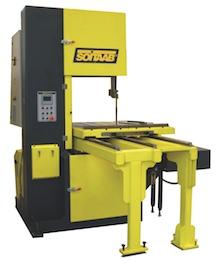 Soitaab SV640TS Toolroom vertical bandsaw