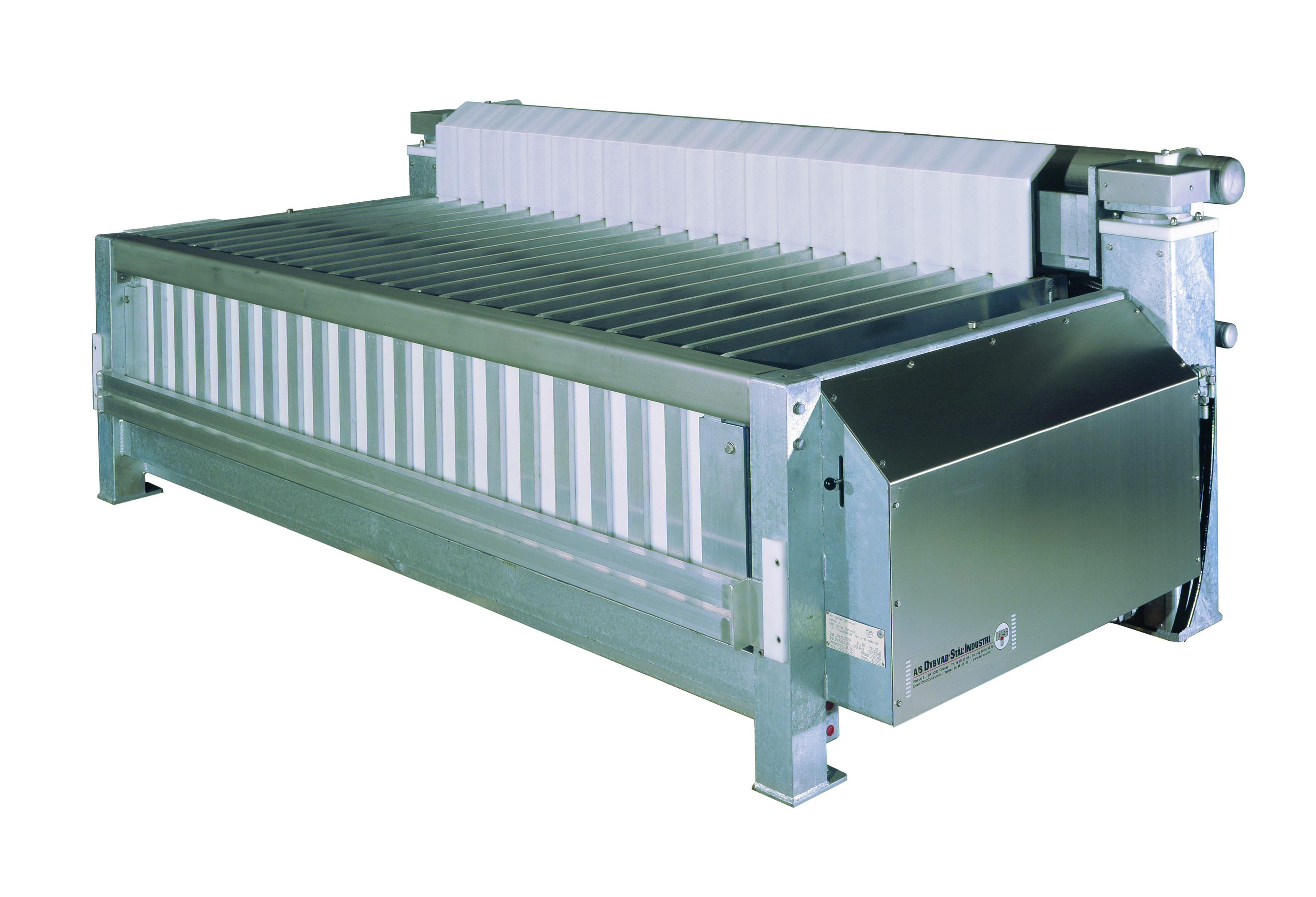 DSI - Vertical plate freezer
