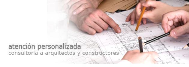 Servicio de Consultoría para Constructores y Arquitectos