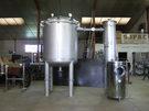Alambic pour la production d'huiles essentielles