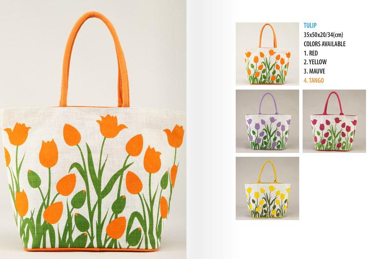 Ladies Handmade jute Bags