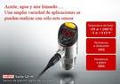 Sensores de presión KEYENCE