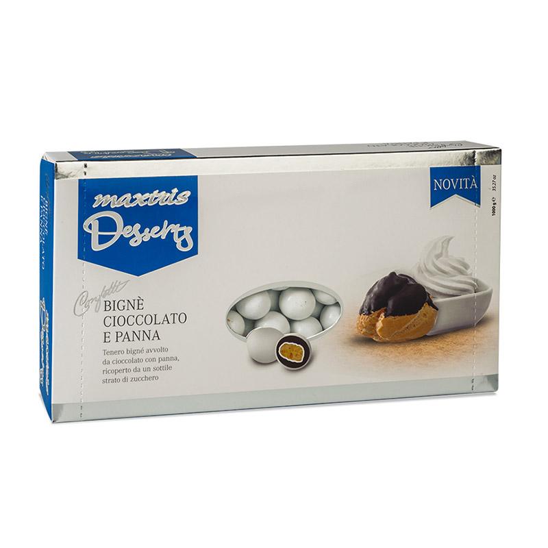 Maxtri Bigné Cioccolato e Panna