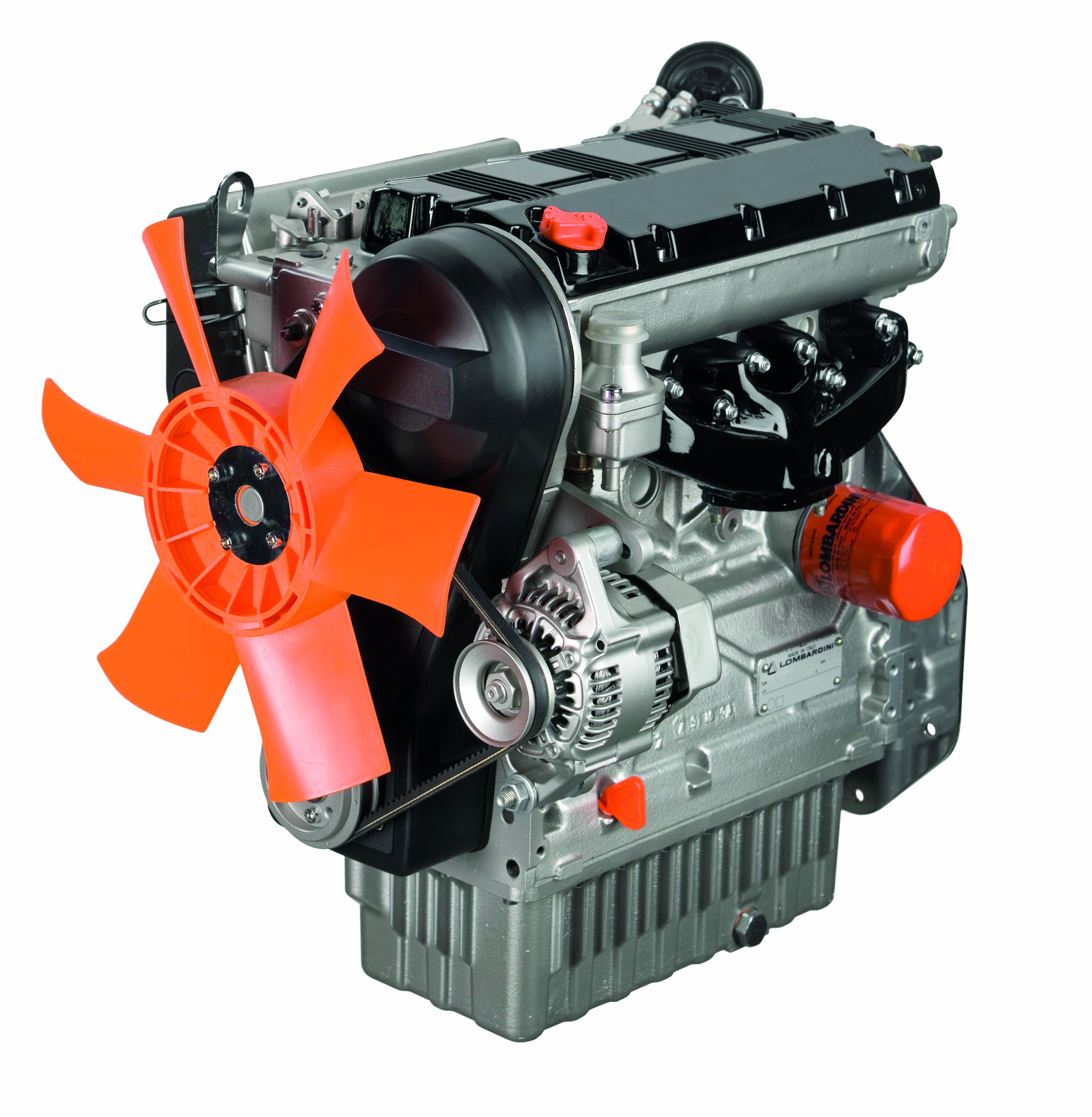 Moteurs Diesel refroidis par eau 8.6-26.0 kW