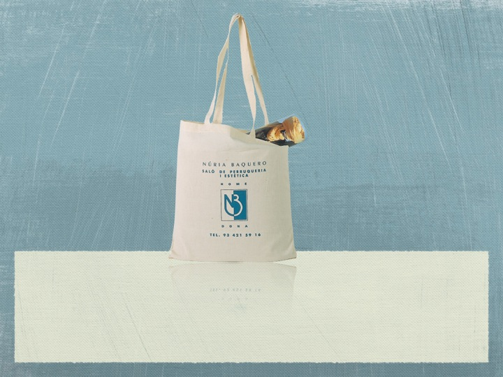 Recycled Organic Cotton Tote Bag