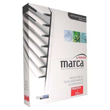Software editor de diseño MARCA™: Software de edición de gráficos: MARCA