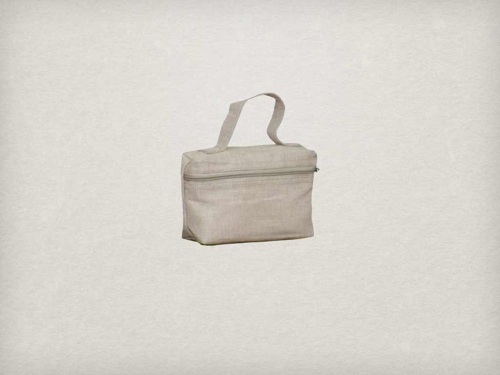 Juco Cosmetic Pouch with Single Handle