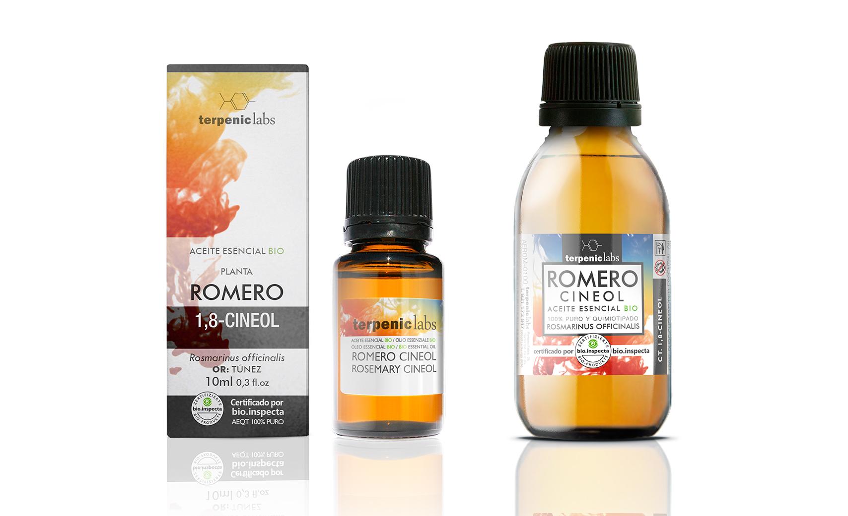 Romero Cineol - Aceite Esencial