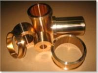 Productos especiales en cobre berilio