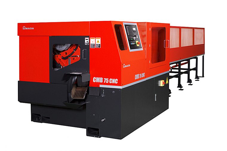 Amada CMB75 high speed circular carbide saw