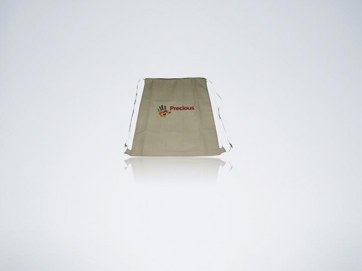 Organic Canvas Fundraising Bag