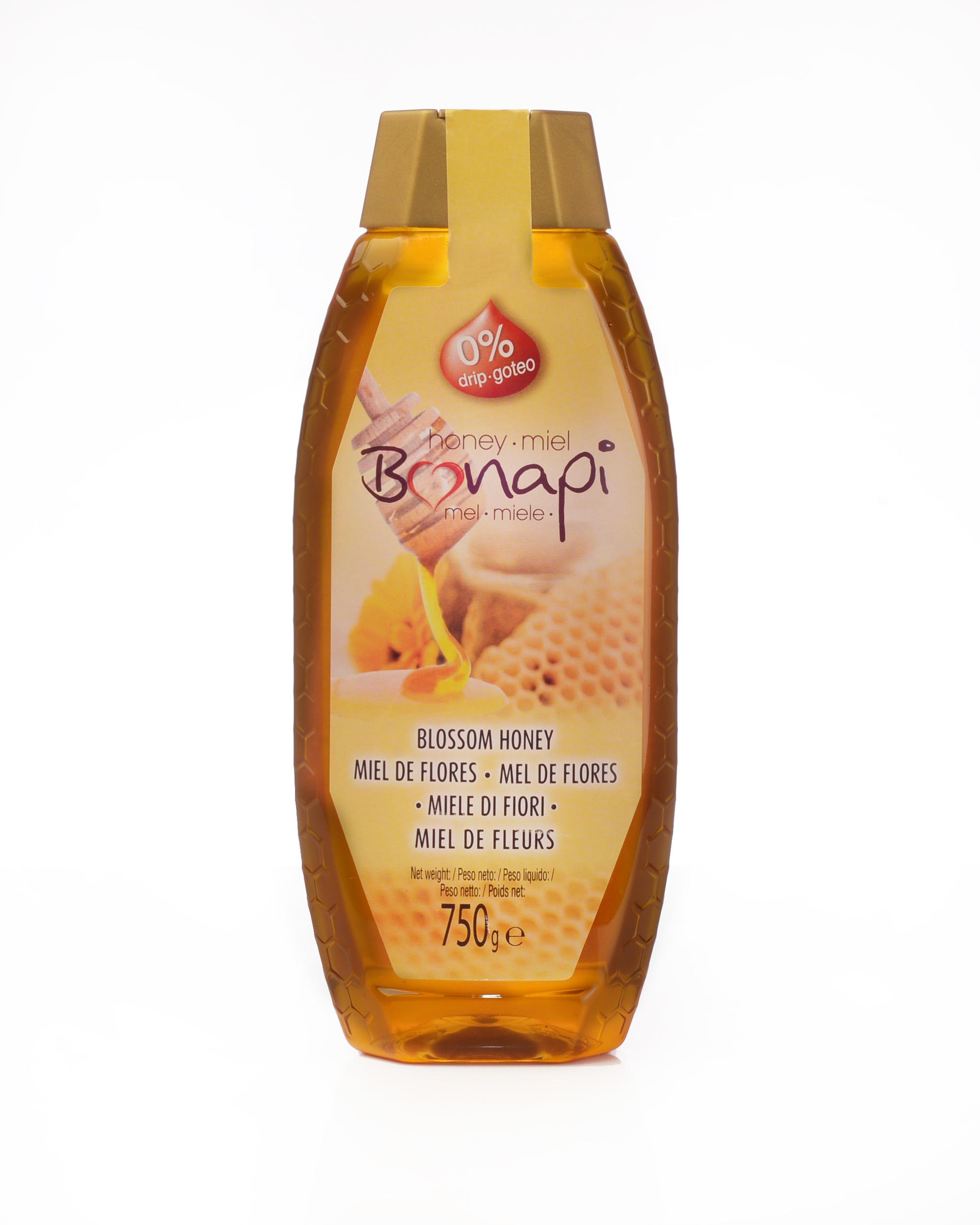 """Dosificador 750g Miel de Flores """"Bonapi"""""""