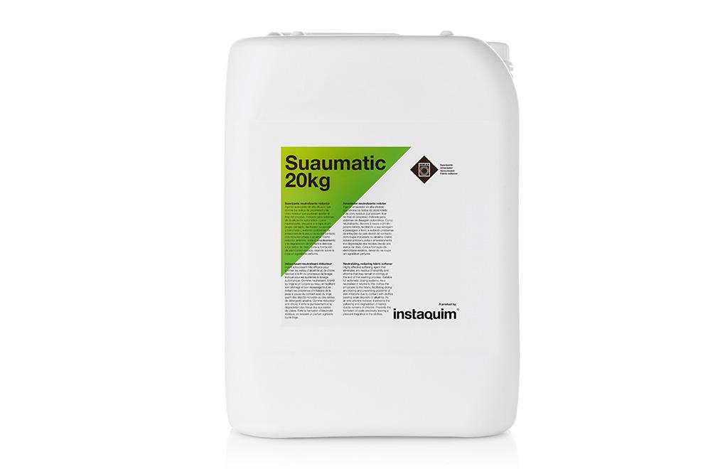 Suanumatic, suavizante neutralizante reductor.