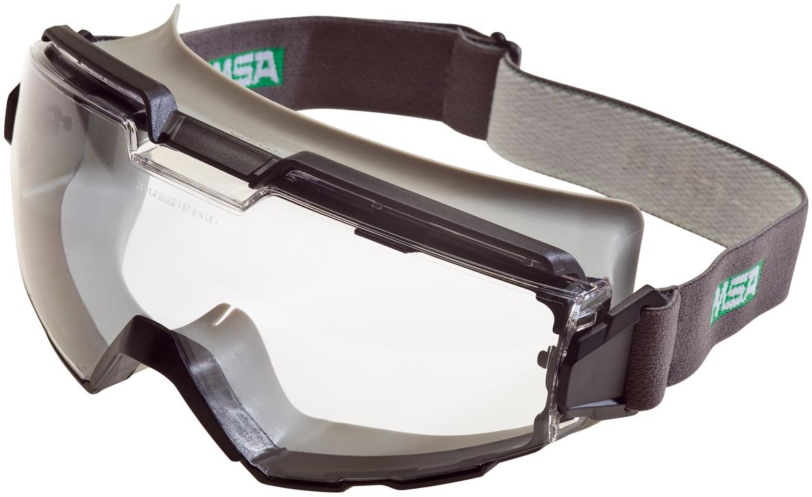 Lunette-masques de protection MSA CHEMPRO